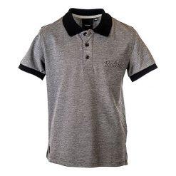 T-shirty chłopięce: Koszulka polo w kolorze szarym