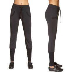 Spodnie sportowe damskie: Bas Black Damskie spodnie Aurora czarne r. S