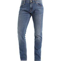 Spodnie męskie: Carhartt WIP REBEL Jeansy Zwężane blue stone