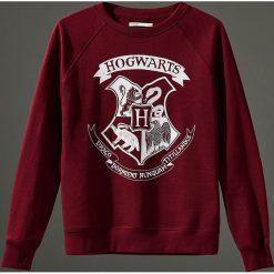 Bluza Harry Potter - Bordowy. Czerwone bluzy damskie marki House, l. Za 79,99 zł.