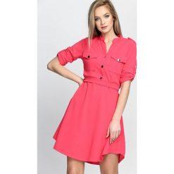 Sukienki: Koralowa Sukienka Gracious