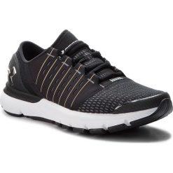 Buty UNDER ARMOUR - Ua Speedform Europa 1285653-004 Blk. Czarne buty do biegania męskie marki Under Armour, z materiału. W wyprzedaży za 389,00 zł.
