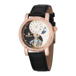 """Zegarki męskie: Zegarek """"High Point' w kolorze czarno-złoto-białym"""