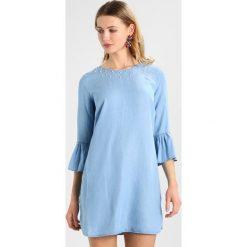 Sukienki hiszpanki: Seidensticker FASHION 3/4 Sukienka jeansowa blue