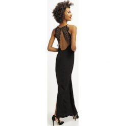 Samsøe & Samsøe WILLOW Długa sukienka black. Czarne długie sukienki marki Samsøe & Samsøe, l, z materiału, z długim rękawem. Za 579,00 zł.