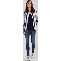 GStar LYNN MID SUPER SKINNY  Jeans Skinny Fit medium aged. Niebieskie jeansy damskie marki G-Star, z bawełny. W wyprzedaży za 375,20 zł.