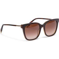 Okulary przeciwsłoneczne FURLA - My Piper 995242 D 233F REM Havana 003. Brązowe okulary przeciwsłoneczne damskie Furla. Za 760,00 zł.