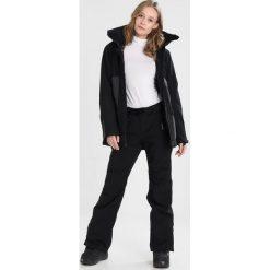 DC Shoes PANORAMIC Kurtka snowboardowa black. Czarne bomberki damskie DC Shoes, m, z materiału, narciarskie. W wyprzedaży za 1007,20 zł.