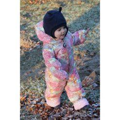 Kombinezony dziewczęce: Kombinezon zimowy ocieplany dla dzieci, Milsyl