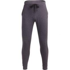 Spodnie dresowe męskie SPMD600 - ciemny szary melanż - Outhorn. Szare spodnie dresowe męskie Outhorn, na lato, melanż, z dresówki. W wyprzedaży za 49,99 zł.