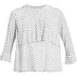 Whistles SOPHIANA DOBBY  Bluzka ivory. Białe bluzki damskie Whistles, z jedwabiu. W wyprzedaży za 486,85 zł.