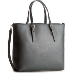 Torebka CREOLE - K10337 Ciemny Szary. Szare torebki klasyczne damskie Creole, ze skóry. W wyprzedaży za 259,00 zł.