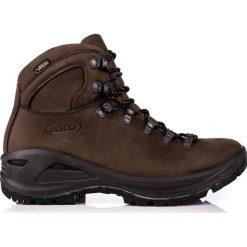Buty trekkingowe damskie: Aku Buty damskie Tribute II GTX  Brown r. 39.5 (139)