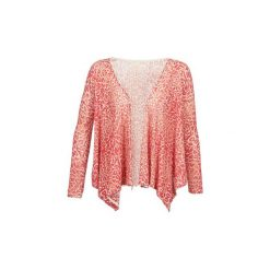 Swetry rozpinane / Kardigany LPB Woman  WILLIA. Czerwone kardigany damskie marki Guess, l. Za 231,20 zł.
