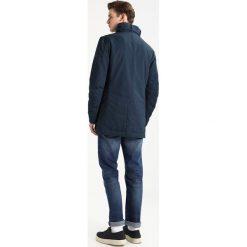 GStar GARBER PADDED TRENCH Krótki płaszcz legion blue. Niebieskie prochowce męskie marki G-Star, m, z bawełny. W wyprzedaży za 464,50 zł.