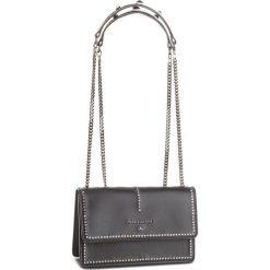 Torebka PATRIZIA PEPE - 2V5920/A2UX-F1TJ Black/Shiny Crystal. Czarne torebki klasyczne damskie marki Patrizia Pepe, ze skóry. W wyprzedaży za 869,00 zł.