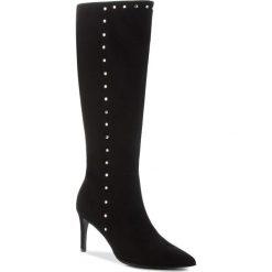 Kozaki EVA MINGE - Mejorada 4S 18SF1372603EF  801. Czarne buty zimowe damskie Eva Minge, ze skóry. W wyprzedaży za 569,00 zł.