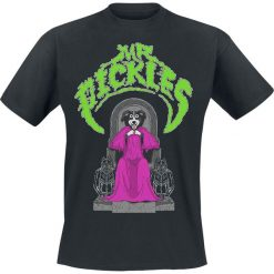 T-shirty męskie z nadrukiem: Mr. Pickles Church T-Shirt czarny