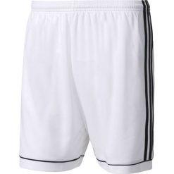 Spodenki i szorty męskie: Adidas Spodenki piłkarskie męskie Squadra 17 z podszewką biało-czarne r. L (BK4770)