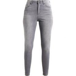 Vero Moda VMSOPHIA Jeans Skinny Fit light grey denim. Szare rurki damskie Vero Moda. Za 159,00 zł.