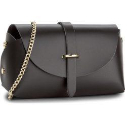 Torebka CREOLE - K10448 Czarny. Czarne torebki klasyczne damskie Creole, ze skóry. Za 109,00 zł.