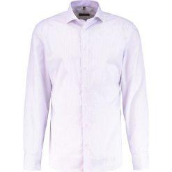 Koszule męskie na spinki: Eterna SLIM FIT HAI AUSPUTZ Koszula biznesowa flieder