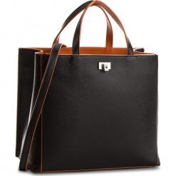 Torebka COCCINELLE - CC7 Tahlia Soft E1 CC7 18 01 01 Noir/Argile 579. Czarne torebki klasyczne damskie Coccinelle, ze skóry, duże. Za 1499,90 zł.