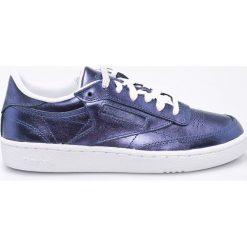 Reebok Classic - Buty Club. Czarne buty sportowe damskie reebok classic marki Asics, do biegania. W wyprzedaży za 189,90 zł.