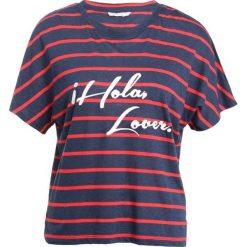 T-shirty damskie: Rebecca Minkoff AKELA Tshirt z nadrukiem dark blue