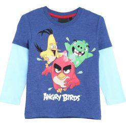 Ciemnoniebieska Koszulka Get Plate. Niebieskie t-shirty chłopięce Born2be. Za 19,99 zł.