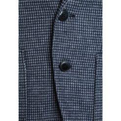 Hackett London TEXTURED Marynarka navy/grey. Niebieskie kurtki dziewczęce marki Hackett London, z materiału. W wyprzedaży za 807,20 zł.
