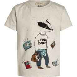 T-shirty chłopięce z nadrukiem: Soft Gallery BASS  Tshirt z nadrukiem offwhite