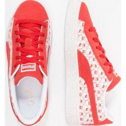 Puma CLASSIC Tenisówki i Trampki bright red. Czarne trampki chłopięce marki Puma. Za 269,00 zł.