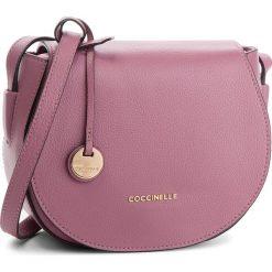 Torebka COCCINELLE - CF8 Clementine Soft E1 CF8 15 02 01 Acai P05. Czerwone listonoszki damskie Coccinelle, ze skóry. W wyprzedaży za 699,00 zł.