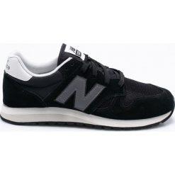 New Balance - Buty U520CE. Czarne buty skate męskie New Balance, z gumy, na sznurówki. W wyprzedaży za 239,90 zł.