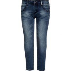 Retour Jeans TOBIAS Jeans Skinny Fit medium blue denim. Niebieskie jeansy dziewczęce Retour Jeans, z bawełny. Za 209,00 zł.