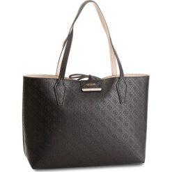 Torebka GUESS - HWEM64 22150 BCN. Niebieskie torebki klasyczne damskie marki Guess, z materiału. W wyprzedaży za 479,00 zł.