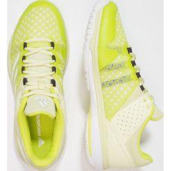 Buty damskie: adidas Performance COURT STABIL  Obuwie do piłki ręcznej ice yellow/white/utility black