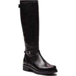 Oficerki EVA MINGE - Torres 4T 18SM1372501EF 101. Czarne buty zimowe damskie marki Eva Minge, ze skóry ekologicznej. W wyprzedaży za 439,00 zł.