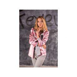 Bolerka i narzutki damskie: Narzutka dwustronna Pink Pastel