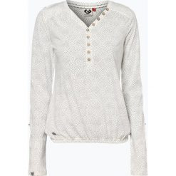 Odzież damska: Ragwear – Damska koszulka z długim rękawem, czarny
