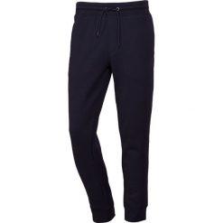 Emporio Armani PANTALONI Spodnie treningowe blu scuro. Szare spodnie dresowe męskie marki Emporio Armani, l, z bawełny, z kapturem. Za 639,00 zł.