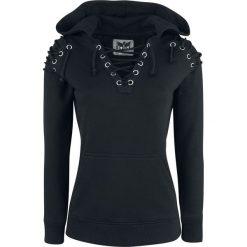 Black Premium by EMP A Touch Of Evil Bluza z kapturem damska czarny. Czarne bluzy z kapturem damskie marki Black Premium by EMP, xl, z poliesteru. Za 164,90 zł.
