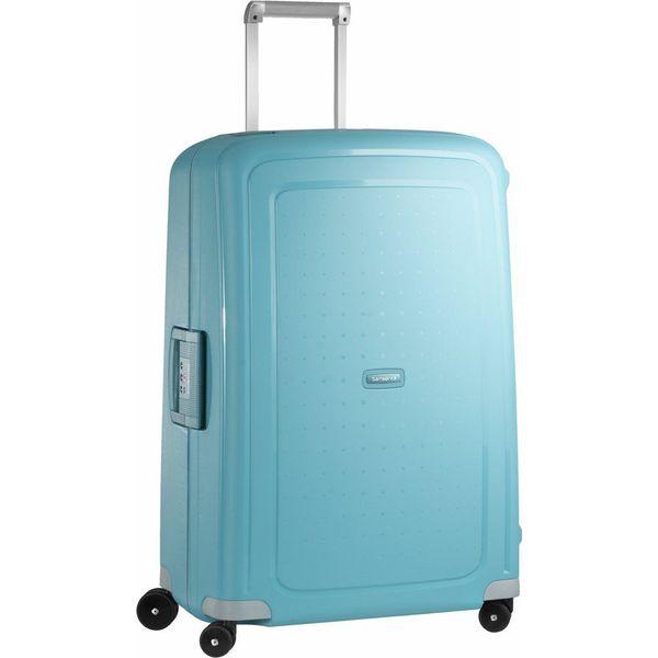 b17aad0d787fc Walizka Podróżna Spinner 75/28 Niebieska - Niebieskie walizki ...