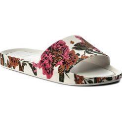 Chodaki damskie: Klapki MELISSA - Beach Slide III Ad 32276 White/Pink 50600