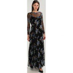 Długie sukienki: IVY & OAK EMBROIDERED EVENING DRESS Długa sukienka black