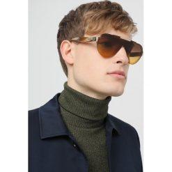 Prada Okulary przeciwsłoneczne yellow/brown. Brązowe okulary przeciwsłoneczne męskie wayfarery marki Prada. Za 1069,00 zł.