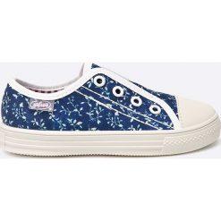 Befado - Tenisówki dziecięce. Szare buty sportowe dziewczęce marki Befado, z gumy. W wyprzedaży za 17,90 zł.