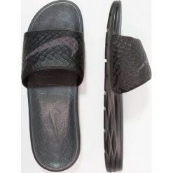 Bielizna męska: Nike Sportswear BENASSI SOLARSOFT Sandały kąpielowe black/anthracite