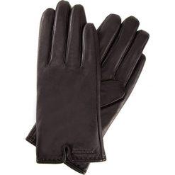 Rękawiczki damskie 39-6L-213-1. Czarne rękawiczki damskie marki Wittchen, z polaru. Za 99,00 zł.